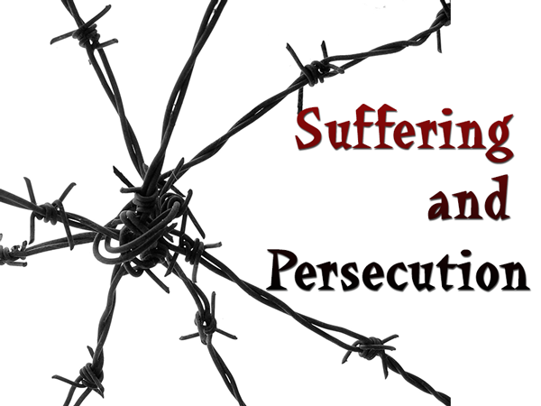 suffering-persecution